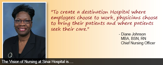 To create a destination hospital where employees choose to work, physicians choose to bring their patients, and where patients seek their care.